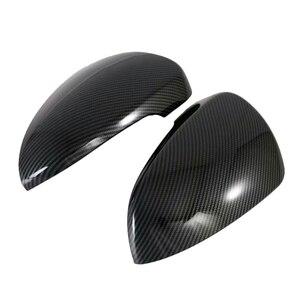 Image 3 - עבור יונדאי טוסון 2019 2020 ABS Chrome צד מבריק דלת אחורית מראה אגף כיסוי לקצץ אביזרי רכב 2pcs