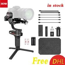 Zhiyun Weebill S 3-Axis Handheld Gimbal Stabilizer for DSLR and Mirrorless Camera for Sony Panasonic LUMIX Nikon Canon
