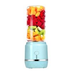 Portable Juice Blender USB Rechargeable Juicer Cup Vegetables Fruit Mixer Electric Smoothie Blender Smoothie Maker Blenders Sque