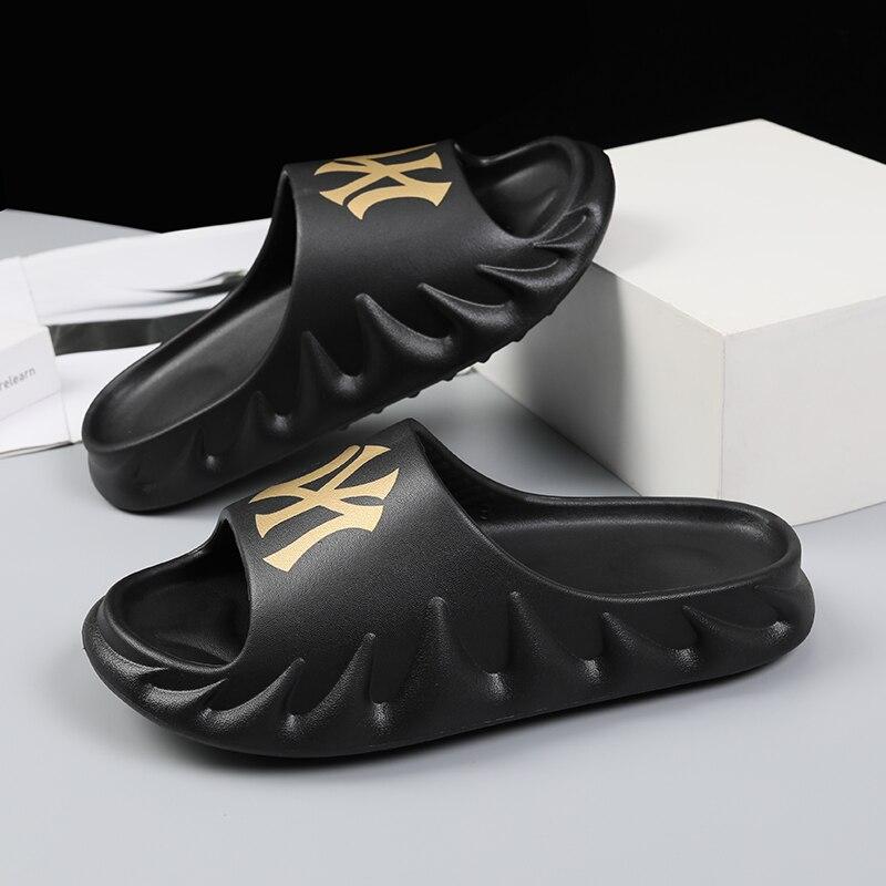 2021 New Summer Men's shoes Sandals EVA Women's slippers Ladies Shoes Couple Flip Flops Chaussures Femme Casual Shoes men shoes