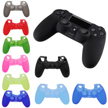 1Pc Soft Silicone Protection Case Skin Cover for Sony PS4 Controller Grip Handle cheap CHOETECH CN(Origin) None WXTA6A51109-R