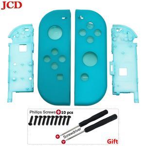 Image 5 - JCD sostituzione in plastica fai da te per Kit di riparazione Joy Con custodia custodia custodia per nintendo per Controller interruttore viti per cacciavite