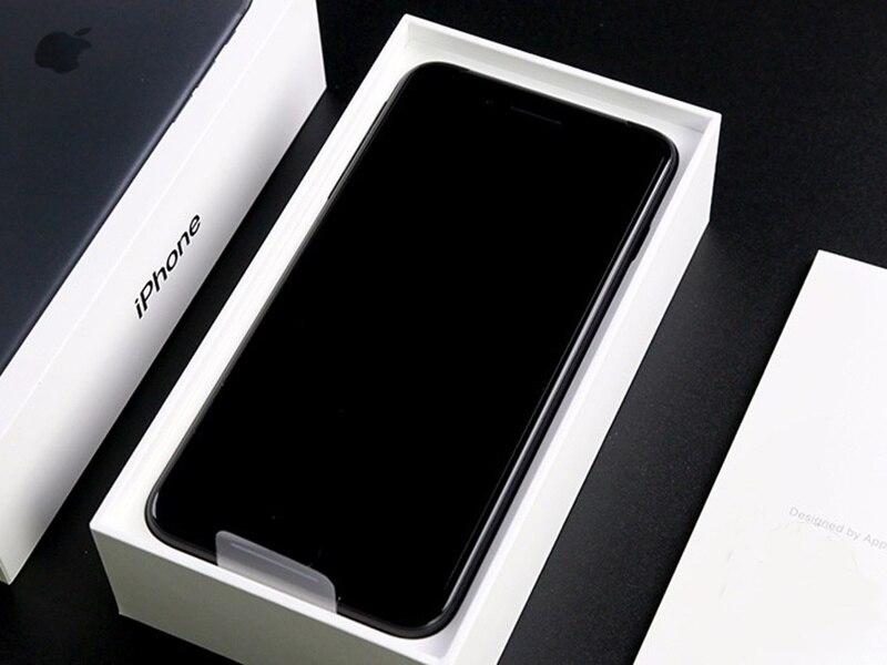 """Apple iphone 7 plus 7 mais fábrica desbloqueado original dupla real camare 4g lte 5.5 """"quad core a10 12mp ram 3gb telefone celular móvel 6"""