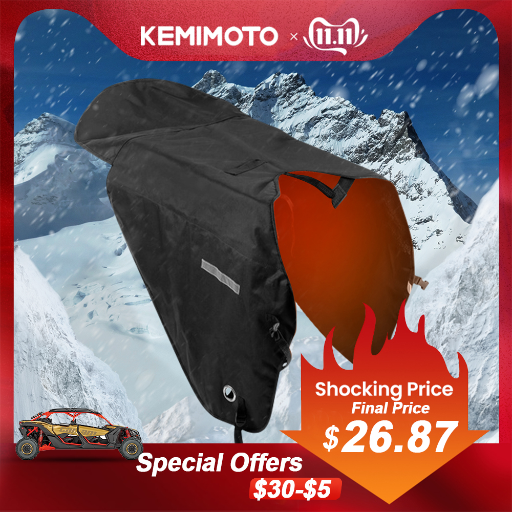 Scooter Leg Cover For Motorcycle Blanket Knee Warmer Rain Wind Protection Waterproof Winter Quilt For TMAX 530 For BMW For Honda