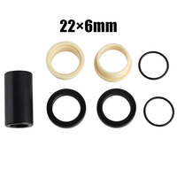 Black Bushing Light Weight Rustproof For FOX ROCKSHOX X FUSION Supplies Rear|Bicycle Repair Tools| |  -