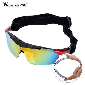 WEST BIKING Anti-fog Sunglasses  4