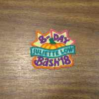 2019 New Fashion patch Cartoon Iron On Patches For Clothing Embroidery Stripe On Clothes Cute DIY Badge 5
