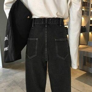 Image 5 - กางเกงยีนส์ผู้หญิงนักเรียน Trendy Elegant All Match คุณภาพสูงเกาหลีสไตล์ Leisure หญิงน่ารัก 2020
