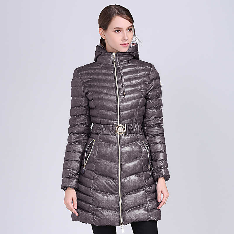 COUTUDI 2019 שדרוג אופנתי מעיל מעיל נשים סלעית מעיילים חמים מעיל מרופד מעיל גובה איכות נקבה חדש חורף אוסף
