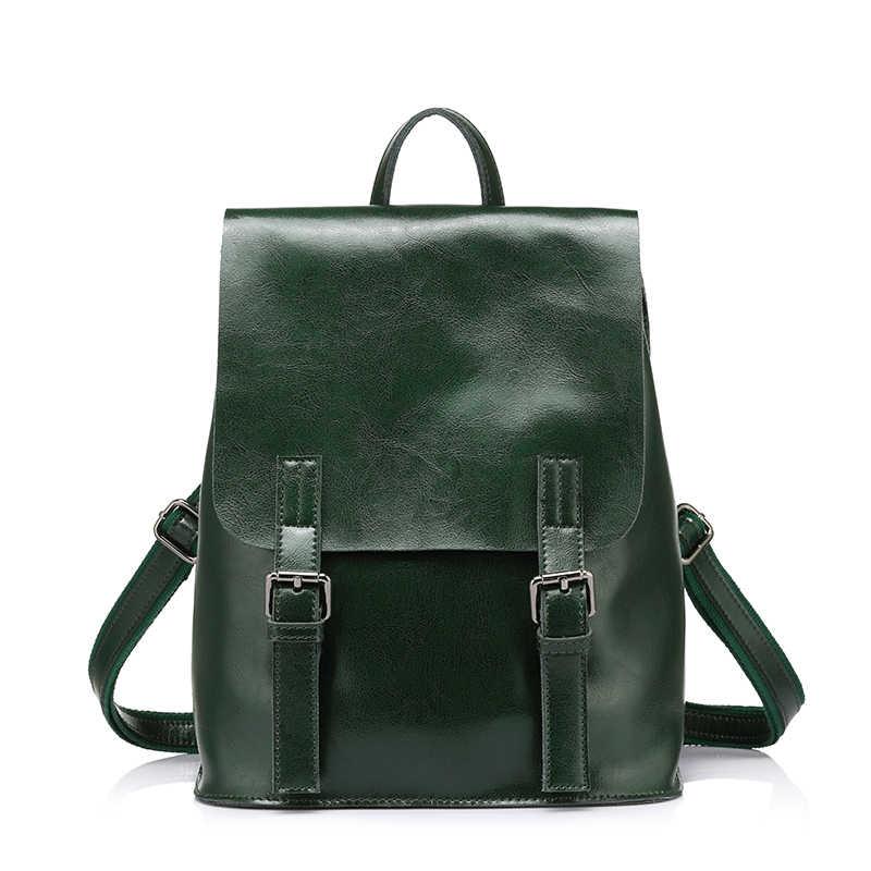 REALER известный модный бренд, стильный женский рюкзак из высококачественной сплит-кожи, рюкзак для тинейджеров, женский рюкзак большого объема.