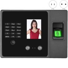 Face-Recognition Attendance-Machine Time-Recorder Fingerprint for Access-Control Waterproof-System