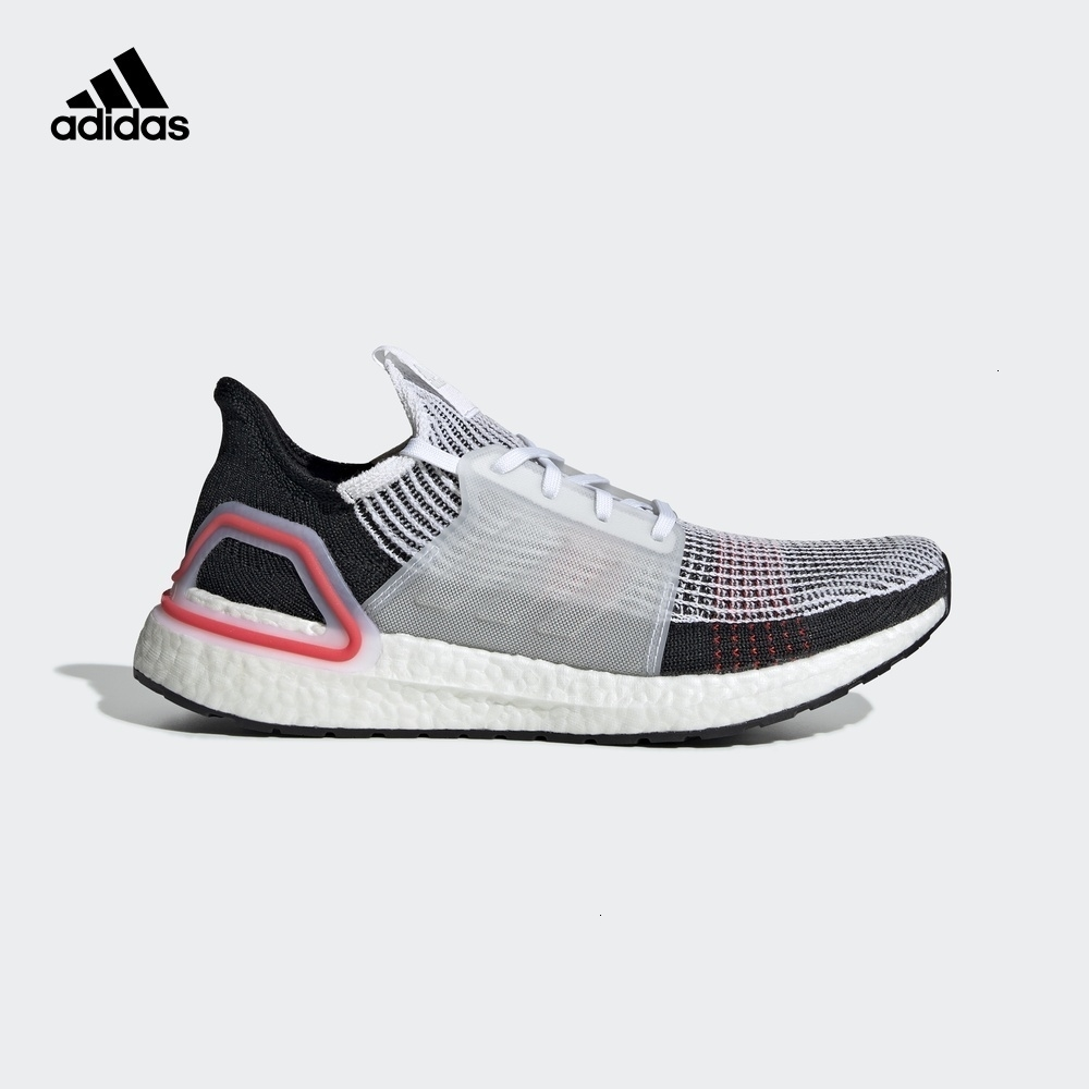 <font><b>Adidas</b></font> Ultraboost 19 Men Running Shoes Breathable comfortable <font><b>Sneakers</b></font> New Arrival# B37703 image