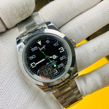 Hot sale high quality men's automatic watch U1 factory ceramic bezel sapphire glass free delivery
