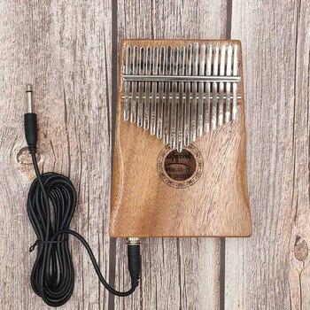 African Kalimba musical instrument 1