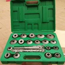 175-1135 Single cylinder diesel engine valve reamer carbon steel valve seat shear for agricultural machinery