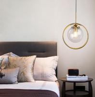 Nordic Lighting Modern Simple Bedroom Bedside Chandelier Magic led lamp wall light Bright led spot in bedroom
