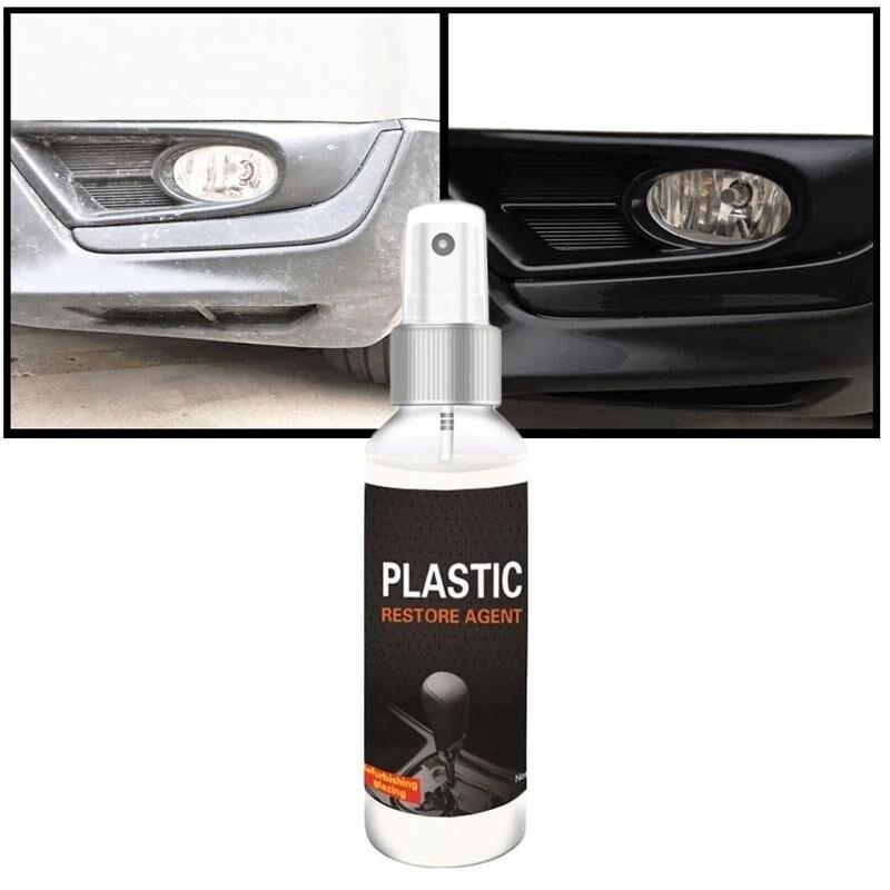 Пластиковый Восстанавливающий агент для автомобиля, домашние пластиковые детали, восстанавливающий средство для рециркуляции, воск, средс...