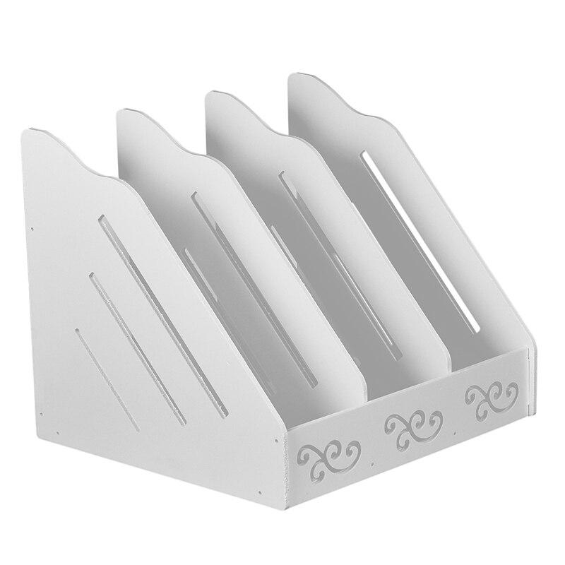 File Folder Organizer Business File Office Supplies Document Holder DIY Office Supplies Desk Accessories
