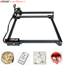 ORTUR LASER MASTER 2 Upgraded 7W/20W/15W DIY Laser Engraving Machine CNC Wood Router Laser Engraver Cutter Print Logo Picture diy cnc 3018 pro max laser engraver 3 axis pcb milling machine wood router offline bakelite machine 15w module laser router