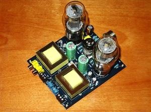 Image 3 - Hi Fi ステレオ 6N1/6N2 + 6P3P シングルエンドクラスオーディオチューブアンプボードバルブアンプボード DIY キット