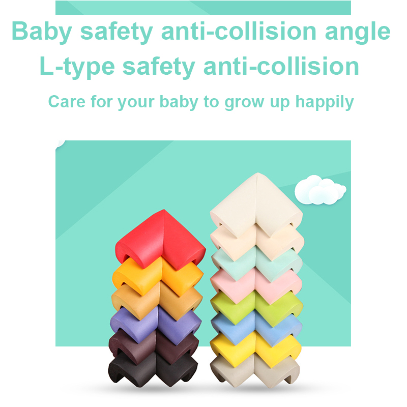 Child Safety Anti-collision Angle Thickening Baby Glass Table Corner Protector Baby Table Coffee Table Wrap Angle Protecti