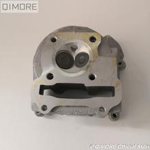 52 мм Производительность головки блока цилиндров в сборе(большие клапаны) для скутера 139QMB 147QMD GY6 50 60 80cc обновление в GY6 100cc