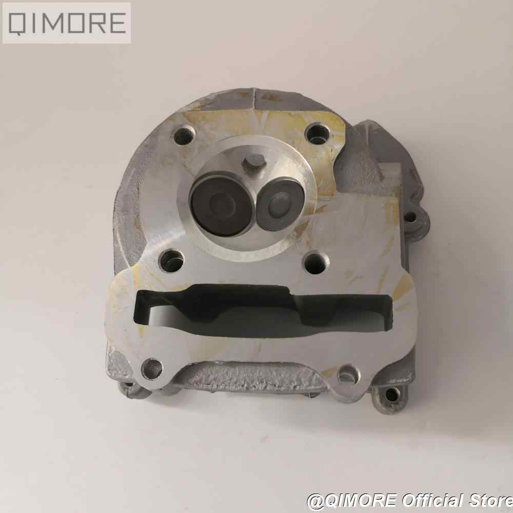 50mm performance cylinder head assembly (larger valves) for Scooter 139QMB 147QMD GY6 50 60 80cc upgrade into GY6 100cc