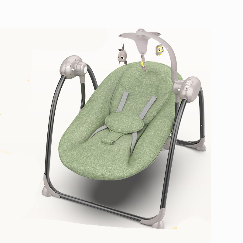 Baby Electric Rocking Chair Baby Cradle Chair With Baby Coax Baby Artifact Coax Baby Comfort Chair Rocking Table
