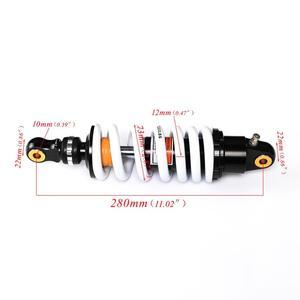 Image 5 - TDPRO amortisseur arrière de moto, ressort de Suspension adapté à 125cc, 140cc, 160cc, motocross, Quad ATV, 1200lbs, 280mm