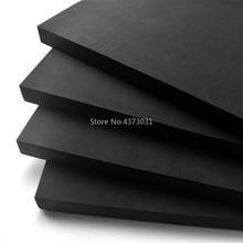 2 stücke K mantel schaum für Messer K mantel molding EVA schwämme für Kydex extrusion mantel produzieren Protector 320x320x23mm