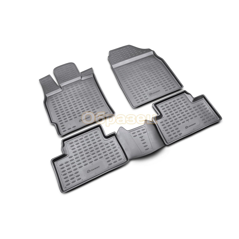 Floor mats for Lifan x 60  2012 4 PCs (polyurethane) orig.7304210k (Lifan x 60)|Floor Mats| |  - title=