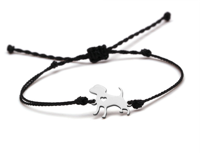 Dog Charm Bracelet  2