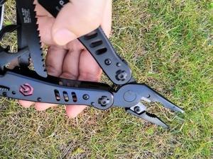 Image 3 - Ganzo EDC G302B טונגסטן להחלפה להב חותך רב תפקודי שילוב Plier כלים רב צבת