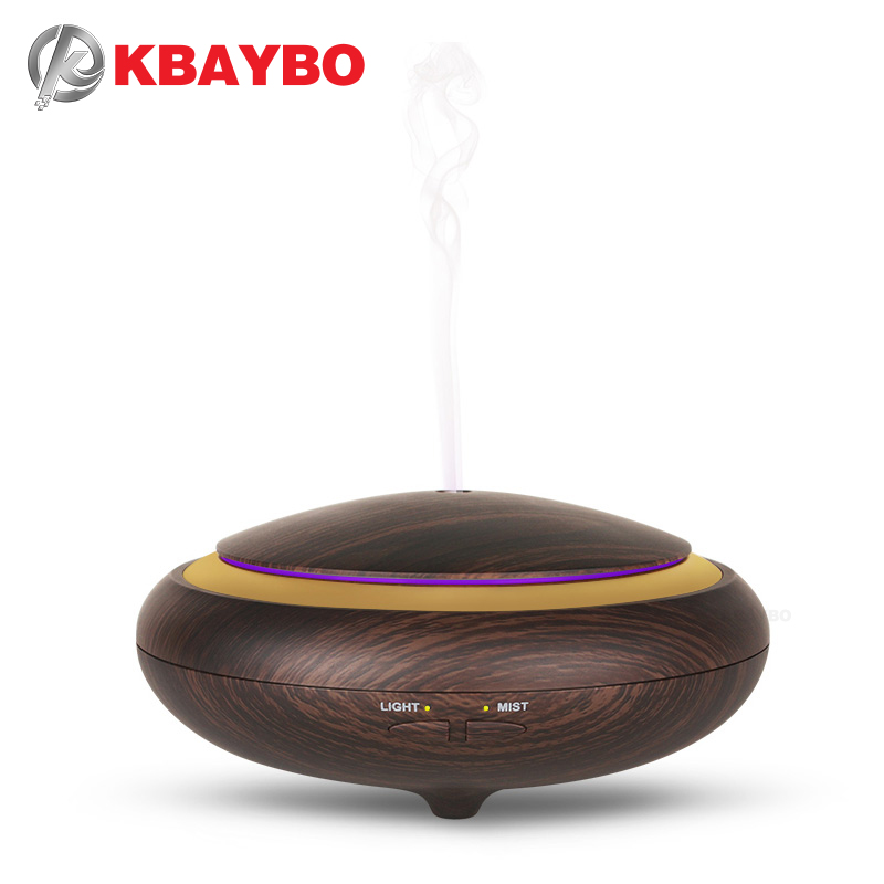Mini Aroma Diffuser 150ml Essential Oil Aroma Diffuser Ultrasonic Humidifier Air Purifier Mist Maker Home Office Aromatherapy
