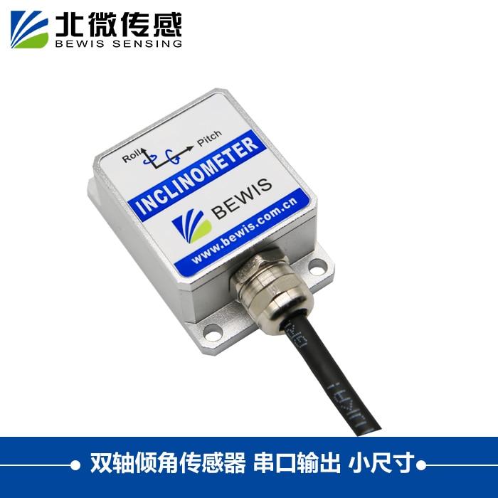 BWK226S Serial Output Dual Axis Tilt Sensor Inclinometer 150cm