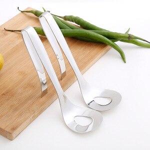 Utensilio de acero inoxidable para hacer albóndigas, cuchara creativa a presión de la mano, pelota para apretar antiadherente, molde, cuchara, aparato para el hogar, utensilios de cocina para carne