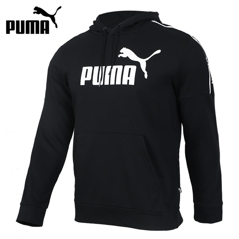 Original New Arrival  PUMA   Amplified Hoody TR  Men's Pullover Hoodies Sportswear