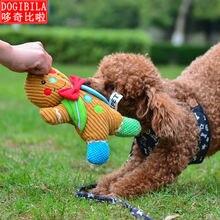 Рождественская игрушка для домашних животных с имбирным человеком