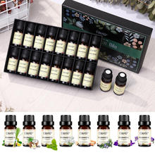 Elite99 10ml Fragrance Oils Set With Gift Box Flower Fruit Essential