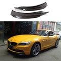 Углеродное волокно передний бампер сплиттер фартук щиток для BMW Z4 E89 стандартный бампер 2009 ~ 2013