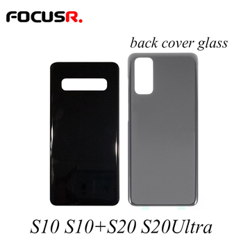 Back Glass Replacment Back Housing Battery Cover For Samsung S20 G980 S20+ G985 S20 Ultra Mobile Phone Housings & Frames