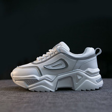 High Quality Trainers Womens Platform Sneakers Women Shoes White Casual Woman 5cm Running Chunky Vulcanize