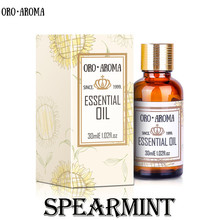 Famous brand oroaroma natural Spearmint oil Soothing mood, s