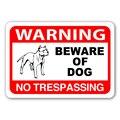 S4-0016# Печатный самоклеющийся наклейки на авто Предупреждение, остерегайтесь собак водонепроницаемые наклейки на машину стикер этикеты нак...