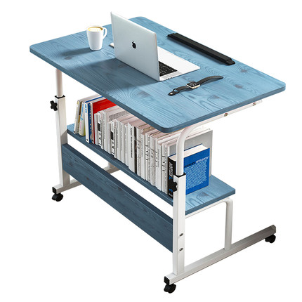 Computer Table Adjustable Portable Laptop Desk  Rotate Bedside Ergonomic Laptop Bed Table Desk 80/60*40CM Desk / Makeup Table