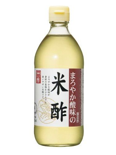 Rice Vinegar 500ml Of Inner Moat Brewing Mellow Acidity