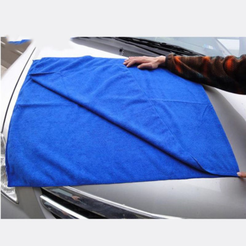160*60cm  Auto Car Care Detailing Cloths Microfiber Car Wash Towel Soft Cleaning Wash Towel Duster Car Wash Towel