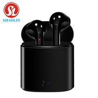SHAOLIN Bluetooth earphones music Headphones business headset sports earbuds wireless Earpieces For xiaomi huawei iphone