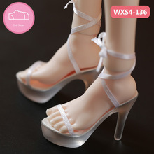 New bjd Shoes 1/4 for Supia Sybil Girl Doll body and minifee