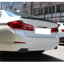 Высокое качество автомобиля Настоящее углеродное волокно задний